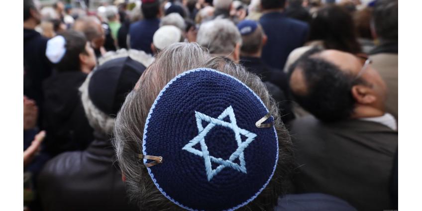В Калифорнии выросло количество преступлений на почве антисемитизма
