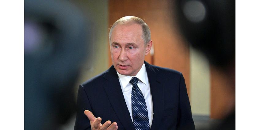 Владимир Путин высказался против введения санкций в отношении Грузии