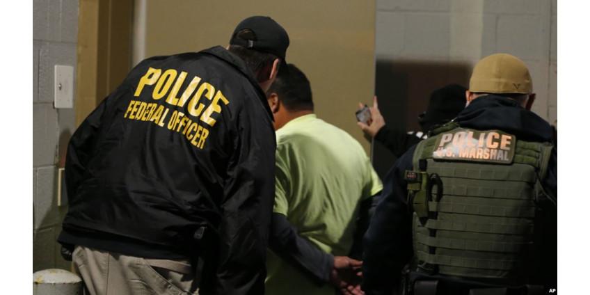 В воскресенье в Лос-Анджелесе пройдут рейды против нелегалов