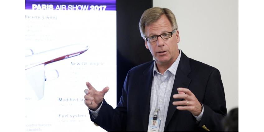 Вице-президент Boeing, ответственный за производство 737 MAX, покидает свой пост в корпорации