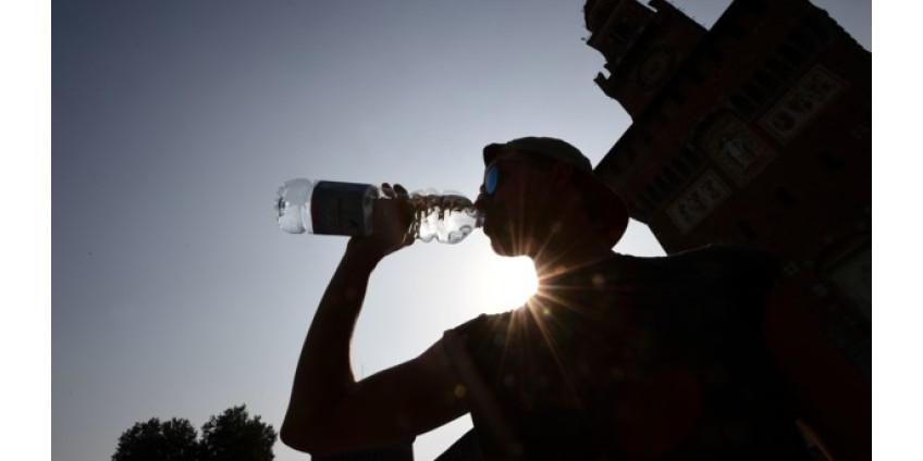 В Аризоне от жары погиб по меньшей мере один человек