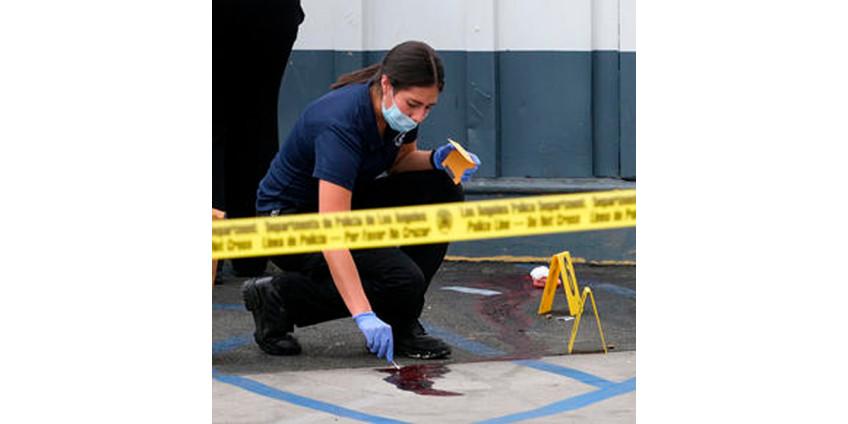 Мужчина в Лос-Анджелесе устроил стрельбу: убиты четверо и ранены двое