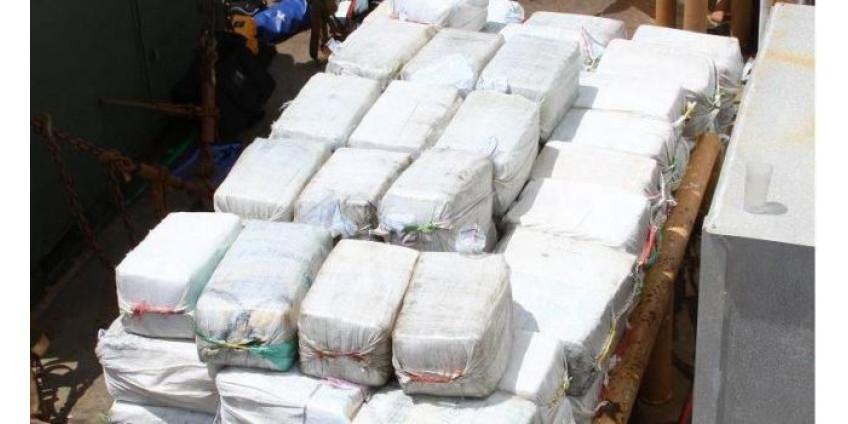 В Сан-Диего задержали огромную партию кокаина