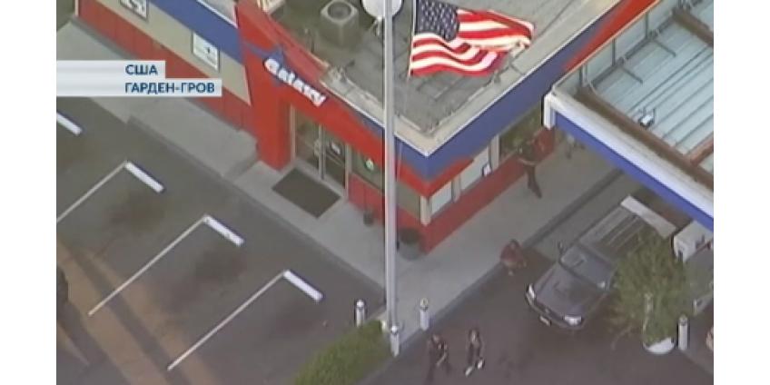 Калифорнию накрыла волна преступлений