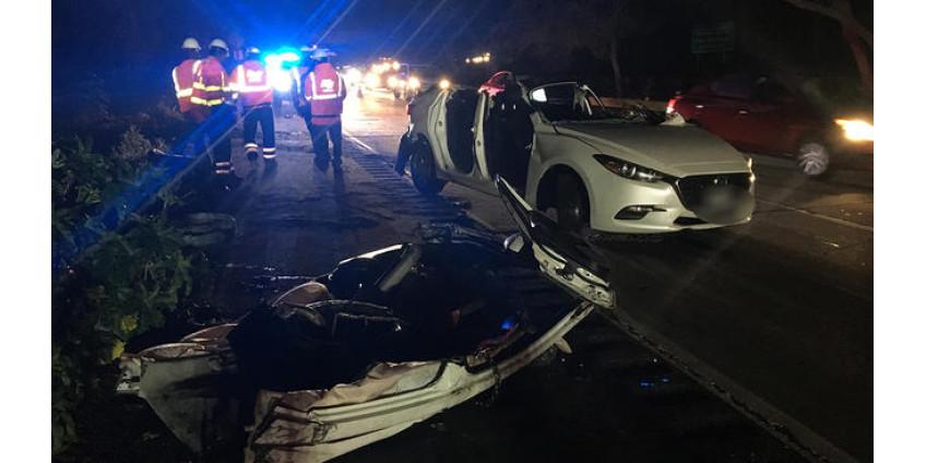 Выпившая женщина за рулем стала виновницей гибели в Сан-Диего туриста из Сан-Франциско