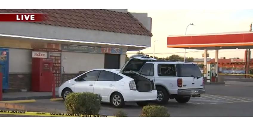 Стрельба на АЗС на западе Финикса: ранен мужчина