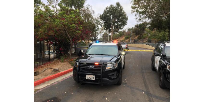 Воскресным утром в Сан-Диего был застрелен подросток