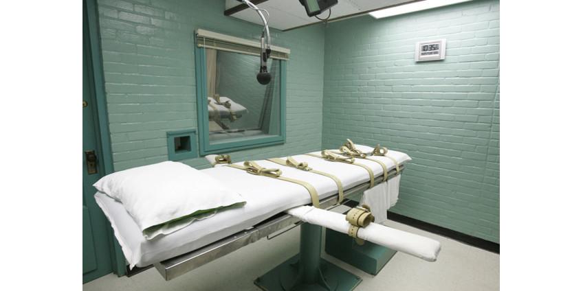 В Аризоне решили возобновить смертную казнь