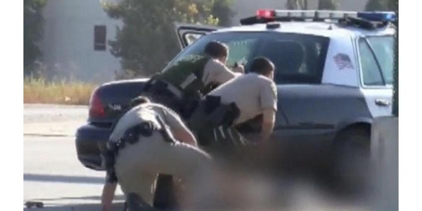В результате перестрелки в Калифорнии погиб один полицейский