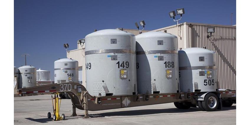 Власти Невады проиграли в споре с администрацией США о вывозе оружейного плутония