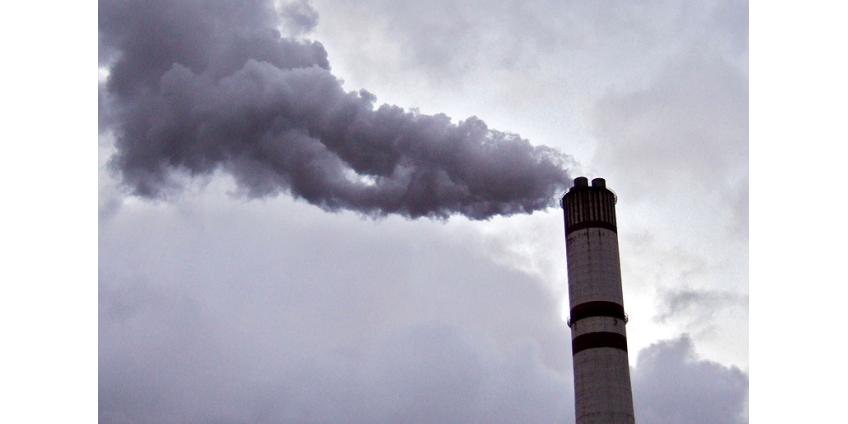 Концентрация углекислого газа в атмосфере стала самой высокой за 800 тысяч лет