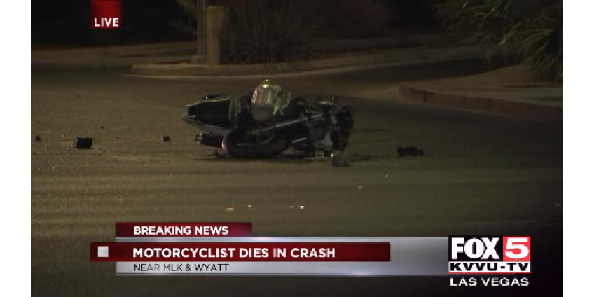 В Лас-Вегасе произошла авария с летальным исходом