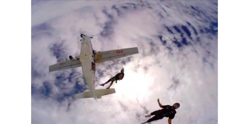 В Аризоне погиб парашютист