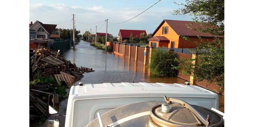 Предварительный ущерб от паводков в Приморье составил 1,5 млрд рублей