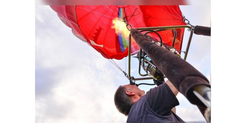 Полет на воздушном шаре в Неваде обернулся кошмаром