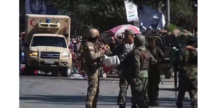 50 мирных жителей погибли и более ста получили ранения в Афганистане