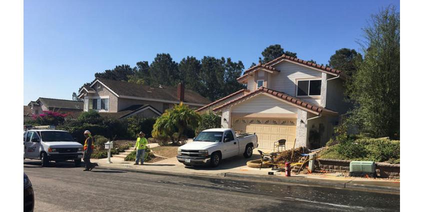 В Сан-Диего произошла утечка газа: инцидент завершился без последствий