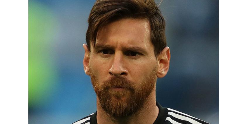 Лионель Месси объявлен футболистом года по версии ФИФА