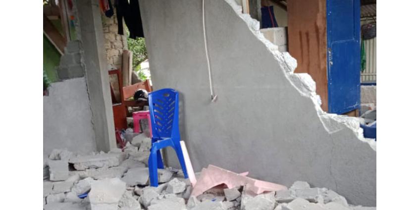 Мощные землетрясения в Пакистане и Индонезии: есть погибшие