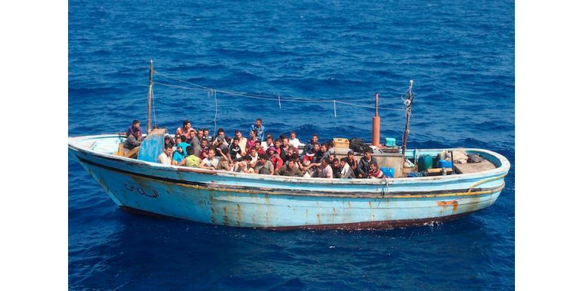 С начала года в Европу по Средиземному морю прибыло 68113 мигрантов и беженцев