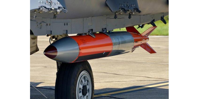 В Неваде прошли испытания ядерной бомбы