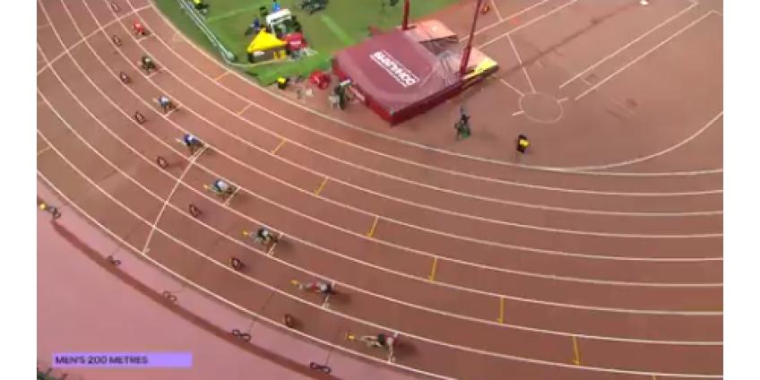 На чемпионате мира по легкой атлетике продолжают доминировать американцы