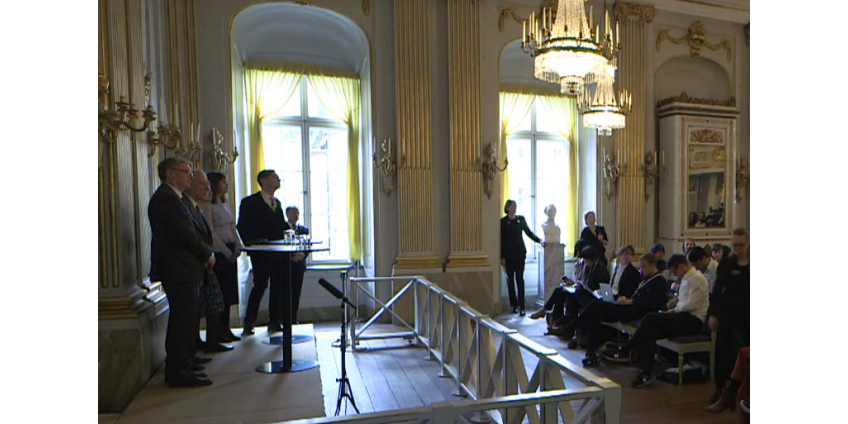 Объявлены лауреаты Нобелевской премии по литературе за два года