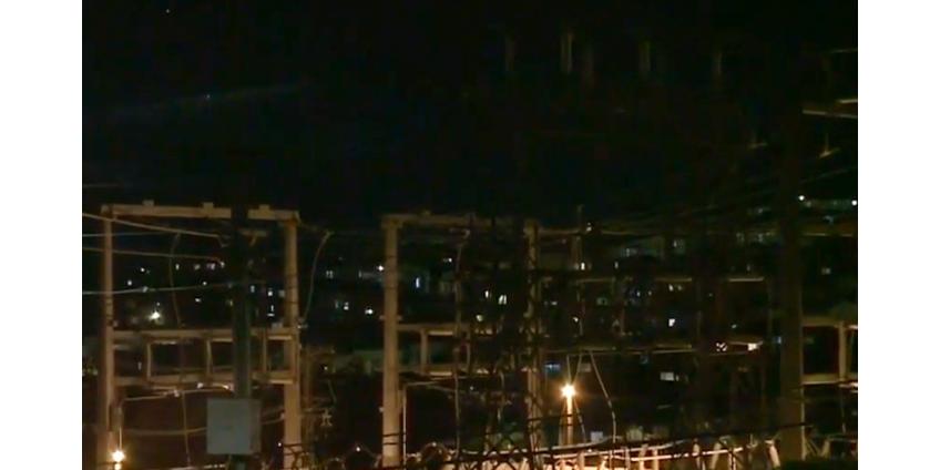 Энергетики оставили без света около миллиона домов в Калифорнии