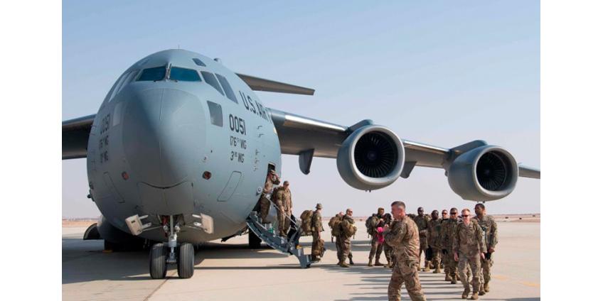 США дополнительно перебрасывают 3 тыс. военнослужащих в Саудовскую Аравию из-за атак на НПЗ