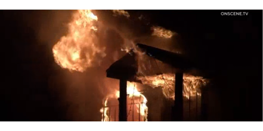 Пожар в Logan Heights House: один погибший, пятеро раненых
