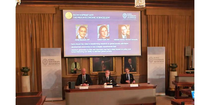 Премию памяти Нобеля по экономике присудили за экспериментальный подход к борьбе с нищетой
