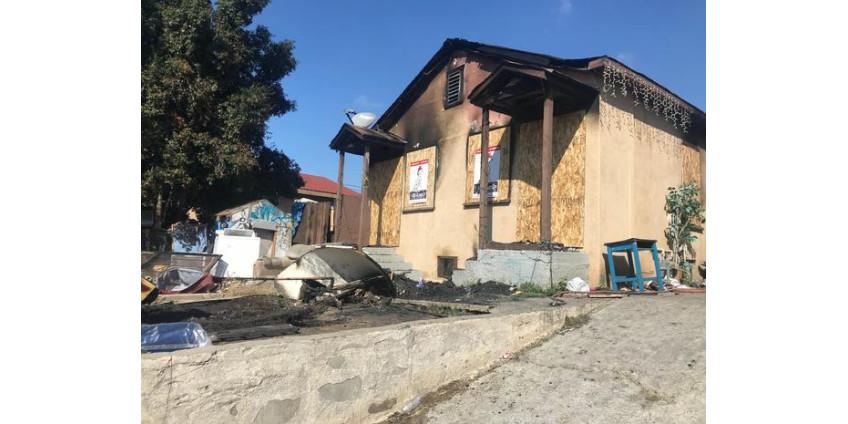 Увеличилось количество погибших при пожаре в Logan Heights