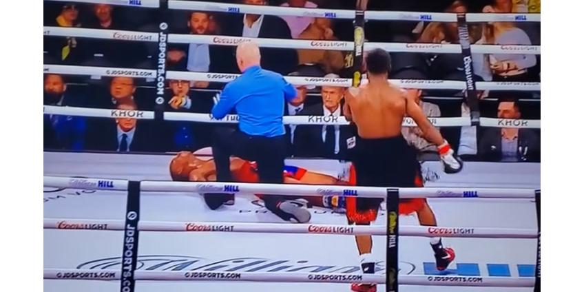 Боксер Патрик Дэй умер в 27 лет из-за травм, полученных на ринге