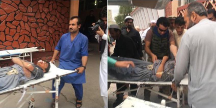 В Афганистане в результате взрыва в мечети погибли больше 30 человек