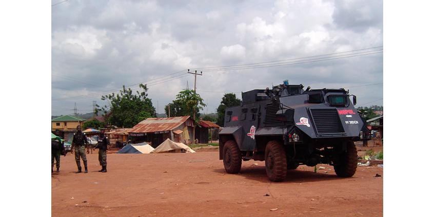 В Нигерии отряд полиции освободил 150 учащихся исламской школы, подвергавшихся издевательствам