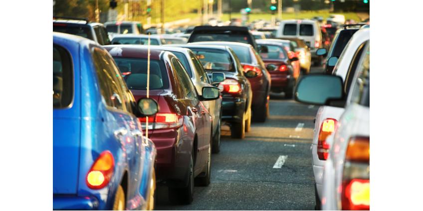 Исследователи утверждают, что в Лас-Вегасе один из худших трафиков для грузовых автомобилей по стране