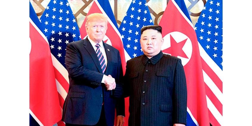 Северная Корея посоветовала Трампу не злоупотреблять личной дружбой с Ким Чен Ыном