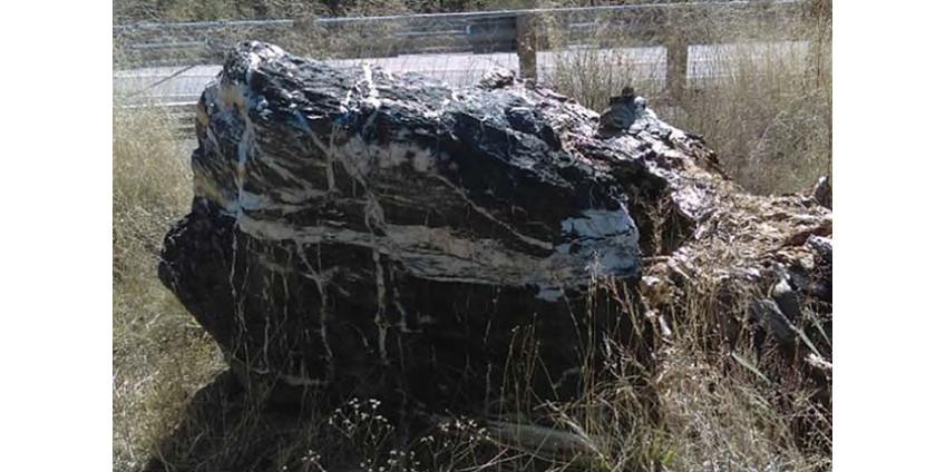 В Аризоне таинственным образом исчез «Камень волшебника»