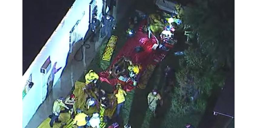 Стрельба в калифорнийском Лонг-Бич: трое погибли, девять пострадали
