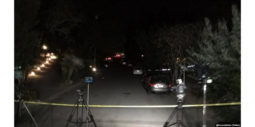 Четыре человека погибли на вечеринке в честь Хэллоуина