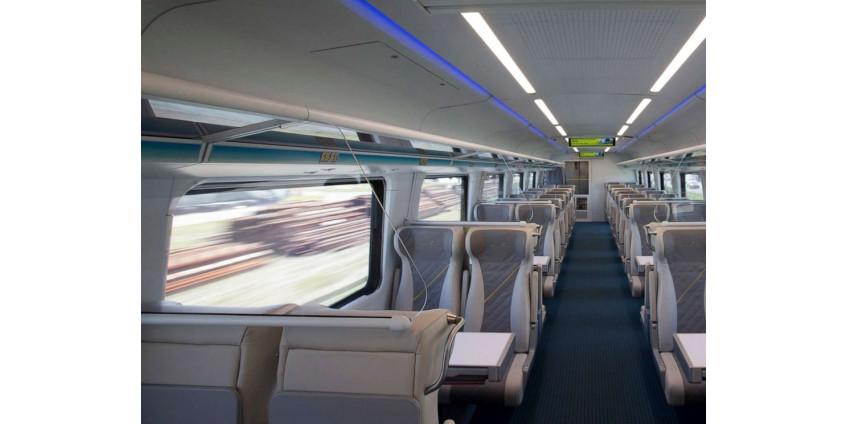 Были озвучены планы запуска скоростного поезда, соединяющего Лас-Вегас и Калифорнию