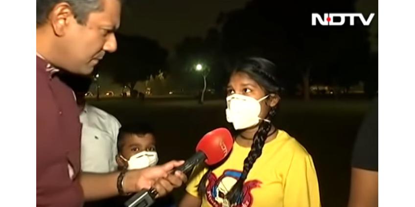 В Дели из-за сильного загрязнения воздуха объявили о закрытии всех школ до 5 ноября