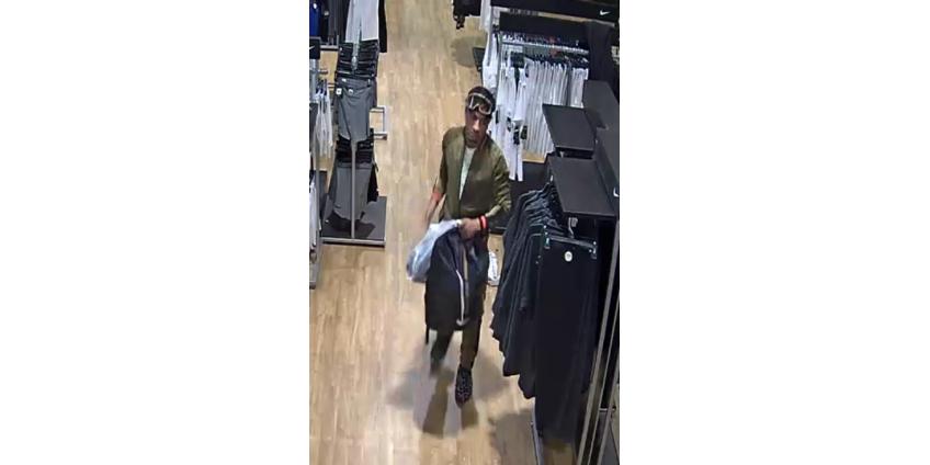 Полиция разыскивает подозреваемого в ограблении торгового центра в Лас-Вегасе