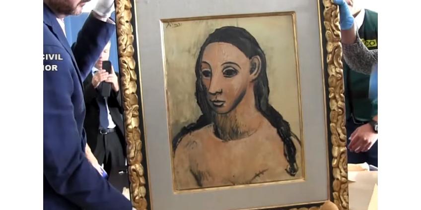 В Испании судят банкира, пытавшегося вывезти картину Пикассо