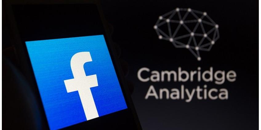 В Калифорнии начато расследование деятельности Facebook в отношении сбора личных данных
