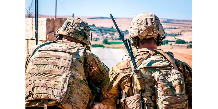 Вашингтон решил оставить в Сирии около 600 военнослужащих США