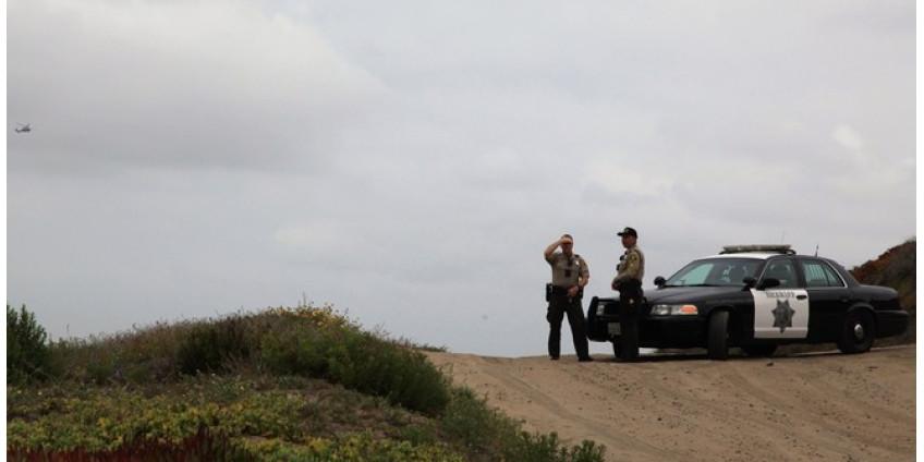 В Аризоне пограничник ранил мужчину, который пытался незаконно пересечь границу с США