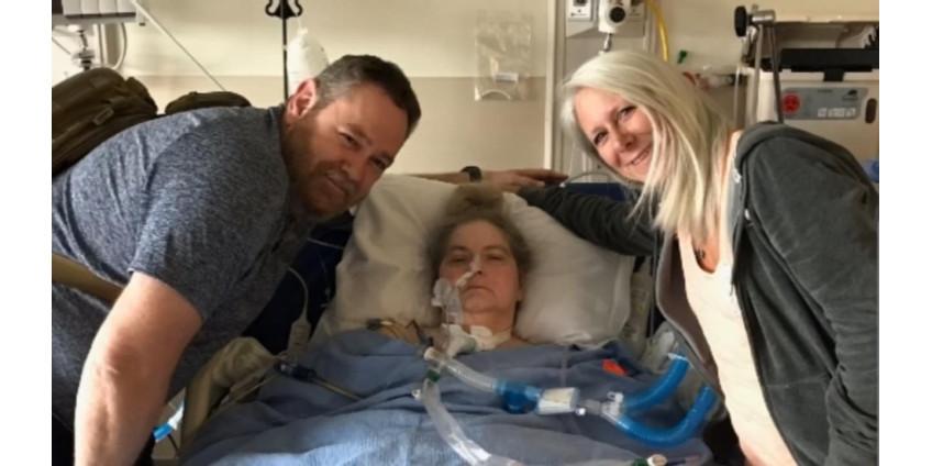 Скончалась женщина, пострадавшая в бойне в Лас-Вегасе