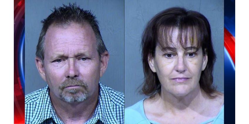 Супружеская пара в Уэст-Вэлли обвиняется в жестоком обращении со своими приемными детьми