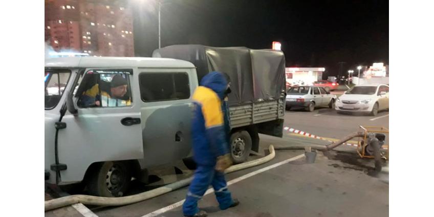 В Курске произошло второе за сутки отключение теплоснабжения и горячего водоснабжения